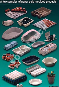 moulded pulp packaging